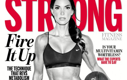 Cover Athlete: Lori Harder