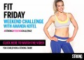 Fit Friday Weekend Challenge with Amanda Kotel
