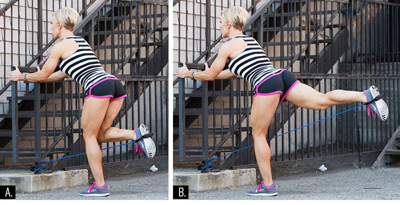 Cool Moves to Improve Your Butt - STRONG Fitness Magazine