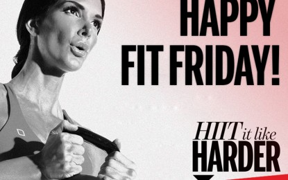 Fit Friday Weekend Challenge with Lori Harder