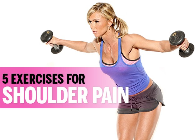 Five Exercises for Shoulder Pain
