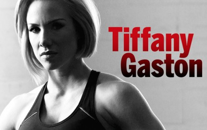 Cover Athlete Insider: Tiffany Gaston