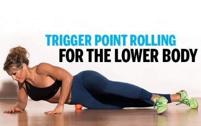 Trigger Point Rolling for the Lower Body