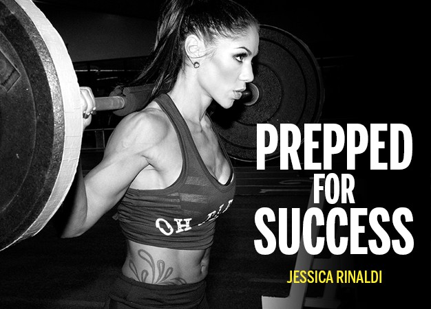 Cover Athlete Insider: Jessica Rinaldi