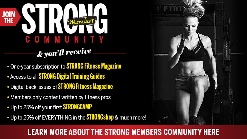 STRONG Members Community