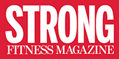 STRONG Fitness Magazine ® Logo