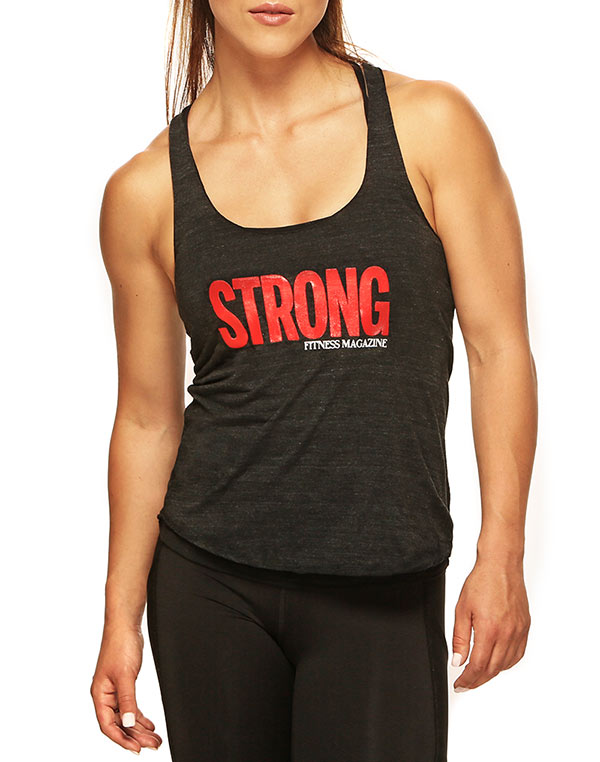 Multicolor Fitness Tank Top Sport Tank top STRAMMER MAX Performance/® Compression Tank top
