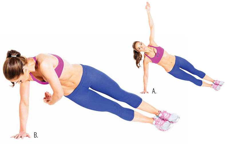 The Amazing All-Plank Abs Workout - STRONG Fitness Magazine