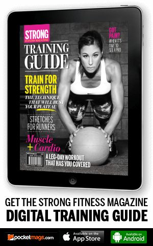 STRONG Fitness Magazine Training Guide