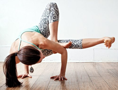 How Yoga Changed My Body and My Life