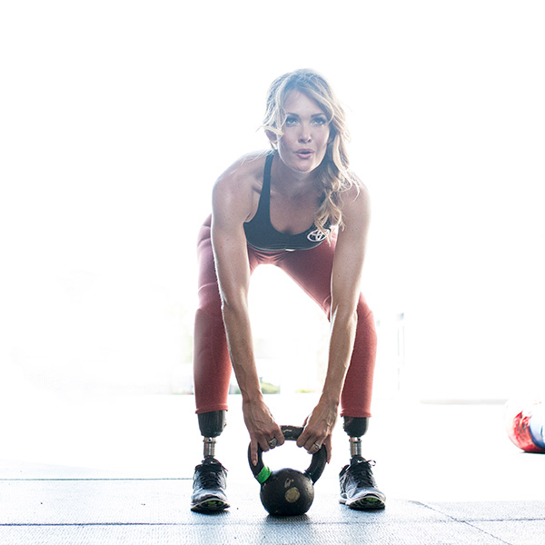 Amy Purdy by Brian Reilly
