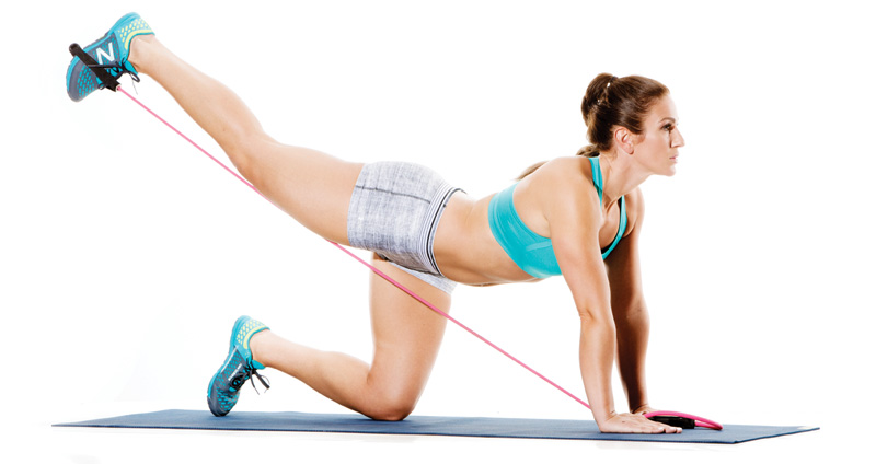Lower Body Resistance Band Workout Workout Motivation Tips Online