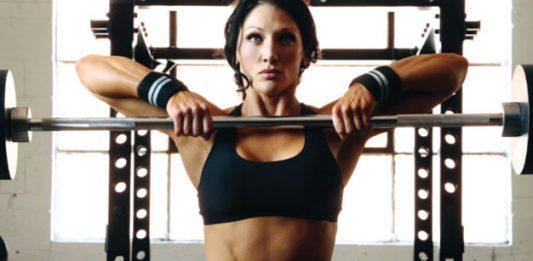 Candice Keene - Strength Building Program