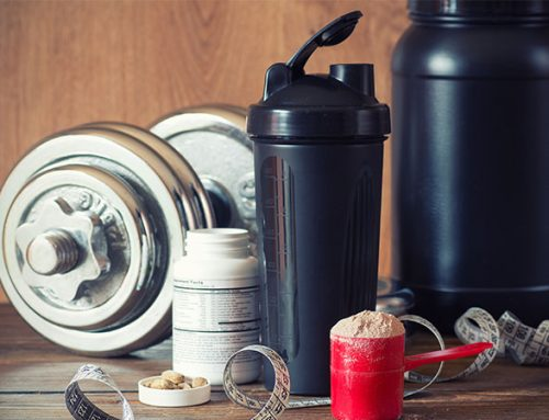 Four Supplements for Post-Workout Recovery