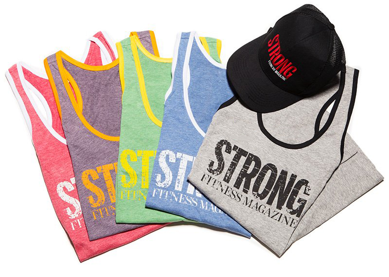 Strong Fitness Clothing
