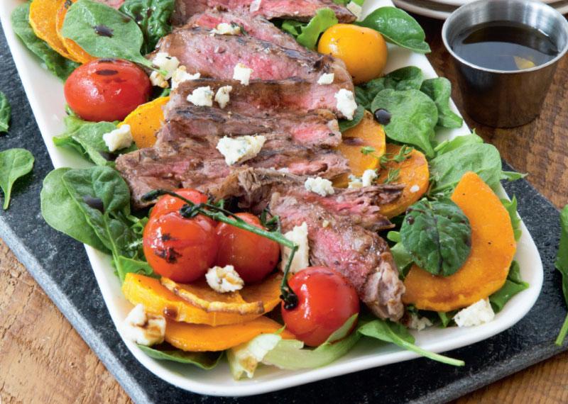 Sirloin Salad