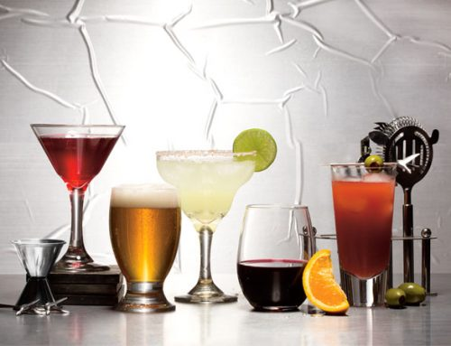 5 Holiday Cocktails with Health Benefits
