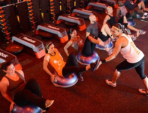 I Did An Orangetheory Workout. Here's What Happened.