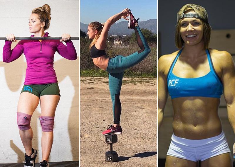 3 fit women