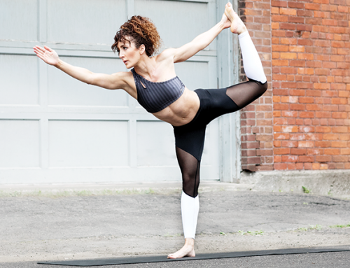 The Yoga Flow That Doubles As Cardio