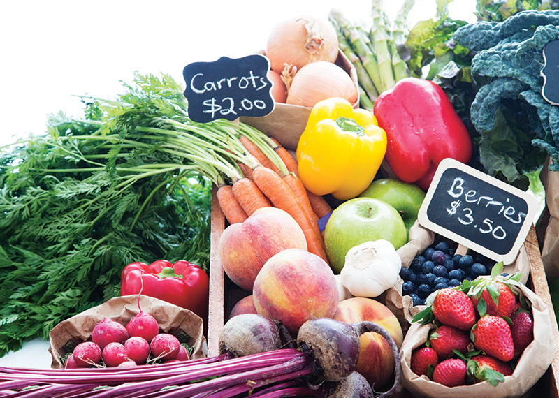 Organic Food Shopping Guide