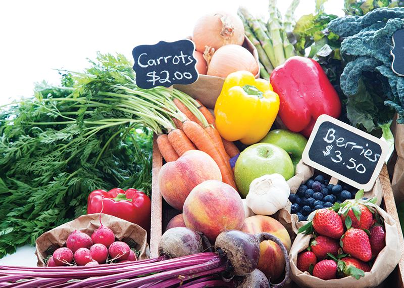 Organic Food Shopping Guide