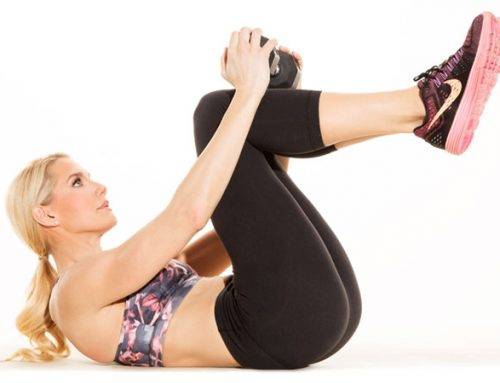The 20-Minute Abs & Upper Body Workout