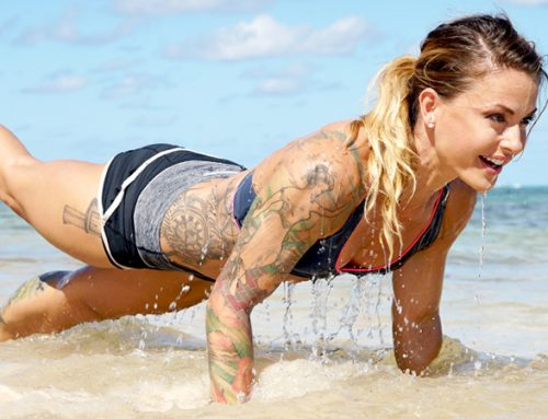 Christmas Abbott's Beach Body Blast