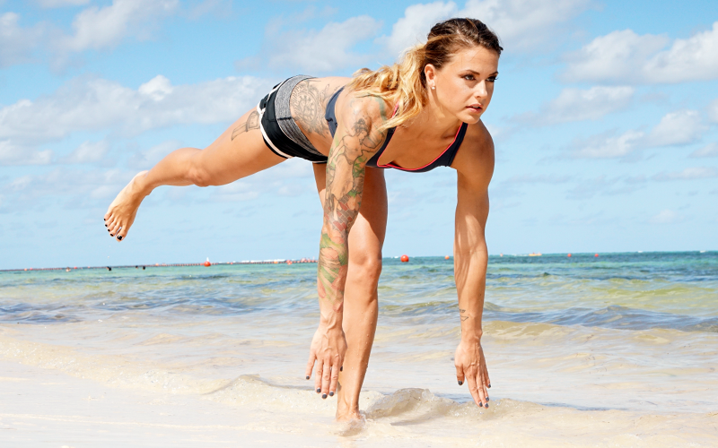Christmas Abbott Workout.Christmas Abbott S Beach Body Blast Best Fitness Training