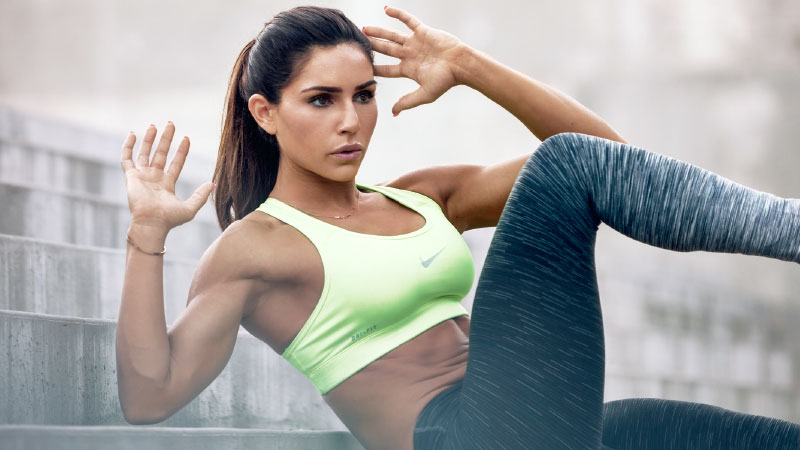 Fitness Training Tips, 6 Training Tips from Alexia Clark