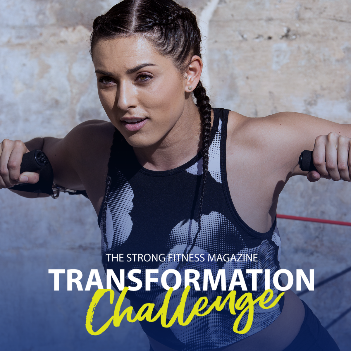 Strong Fitness Transformation Challenge