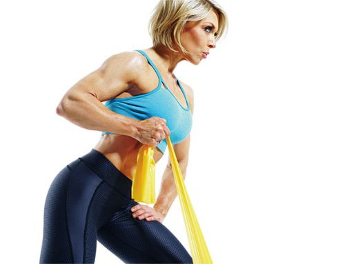 6 Resistance Band Exercises for a Total-Body Workout