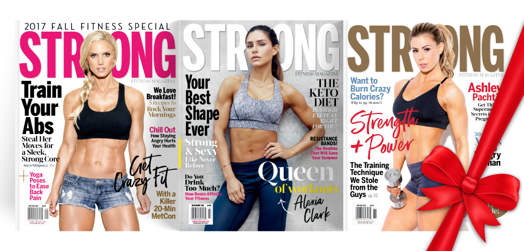 Fitness Magazine Subscription