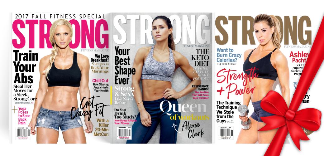 Fitness Magazine Subscription