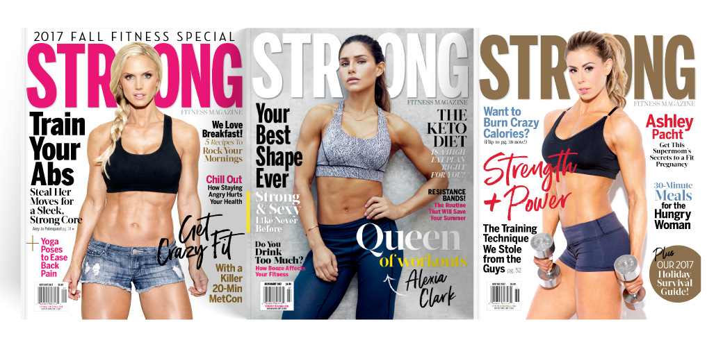 Top Women's Fitness Magazines