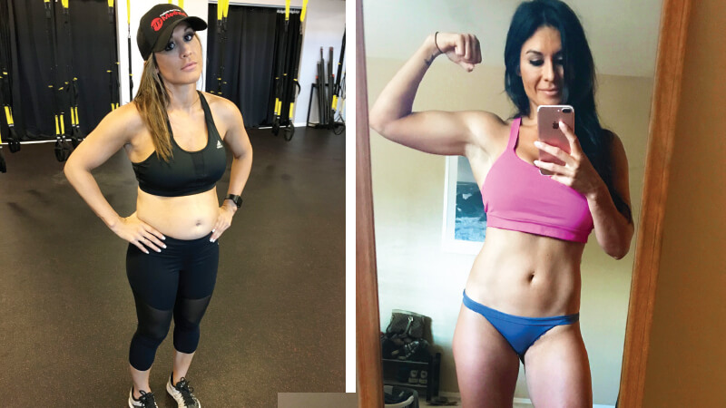 Fitness Transformation Challenge