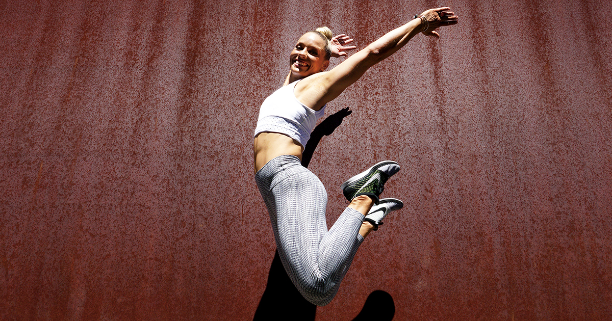 How Jessie Graff Became Her Own Superhero