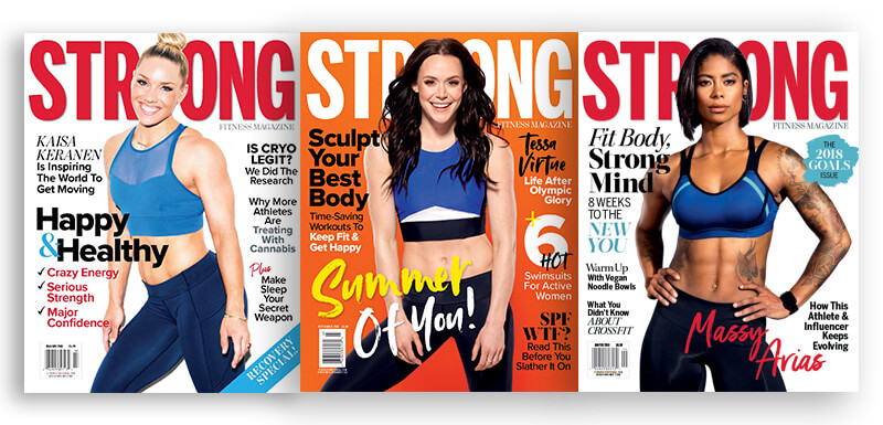Strong Magazine Subscription